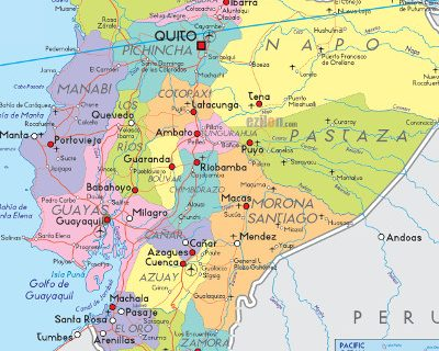 Ecuador movimento apostolico